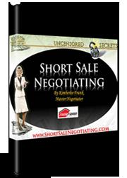 Short sale renegotiation?